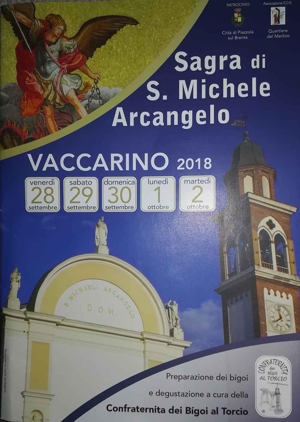 Sagra di San Michele Arcangelo - Vaccarino