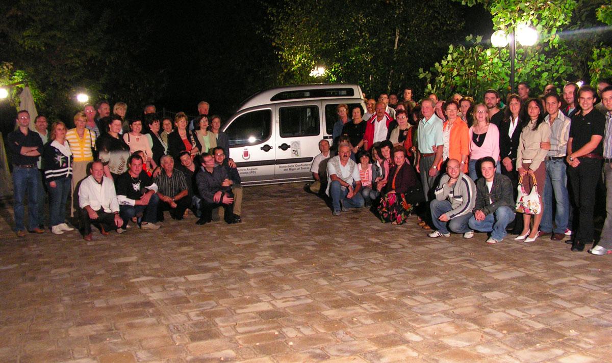 Collaboratori al Ristorante Biaqnchi