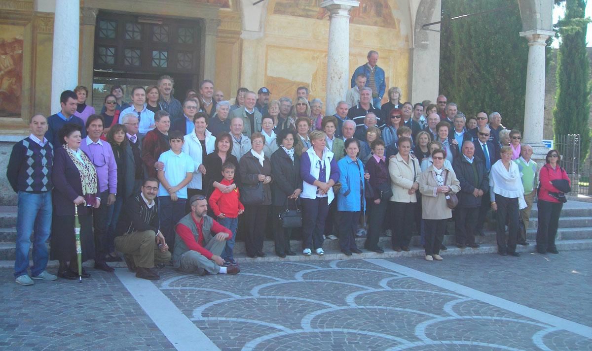 Collaboratori al lago di Garda