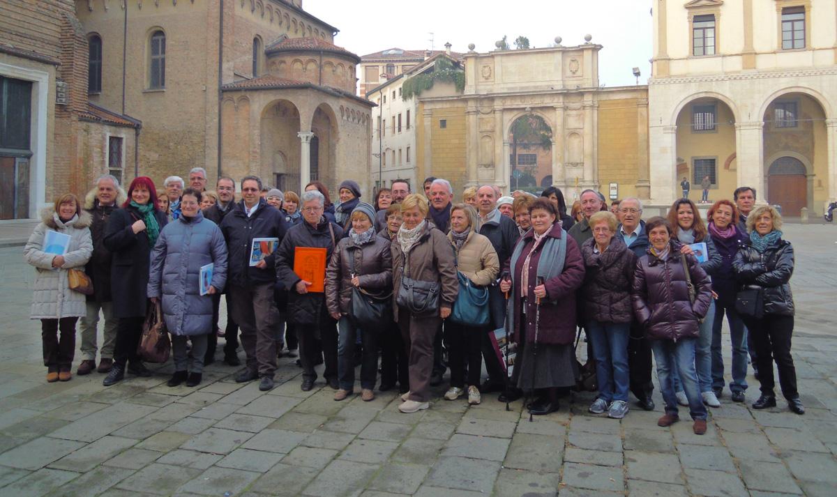Collaboratori a Padova