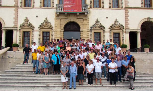 Collaboratori a Villa Pisani